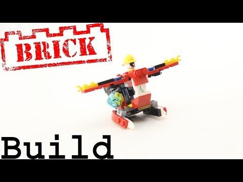 Vidéo LEGO Mixels 41564 : Aquad