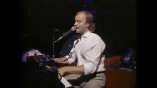 """Against All Odds"" (Live) - Phil Collins"