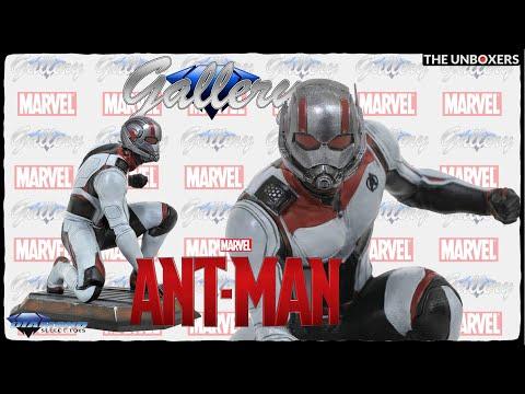 Diamond Marvel Gallery Figurine - Avengers Endgame - Quantum Realm Ant-Man - Ant
