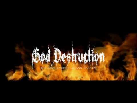 God Destruction - Novus Ordo Seclorum NEW ALBUM PROMO 2014