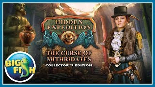 Hidden Expedition: The Curse of Mithridates Collector's Edition video
