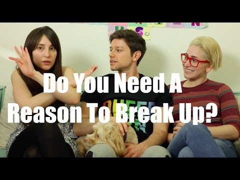 Do You Need A Reason To Break Up? / Gaby & Allison