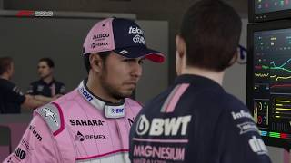 F1 2018 Career #42 Suzuka Japan Quali