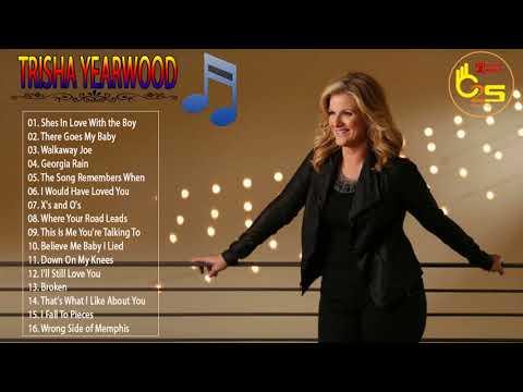 Trisha Yearwood Greatest Hits - Best Trisha Yearwood  Songs Album