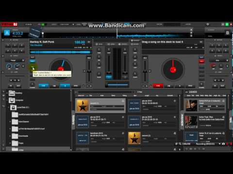 How to setup microphone in Virtual DJ 8 ! [ 2017 Tutorial by JobZnJ Hub]