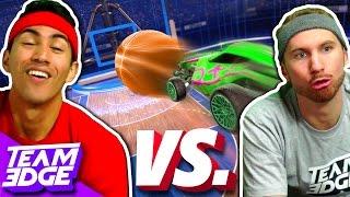 Rocket League Hoops Challenge!