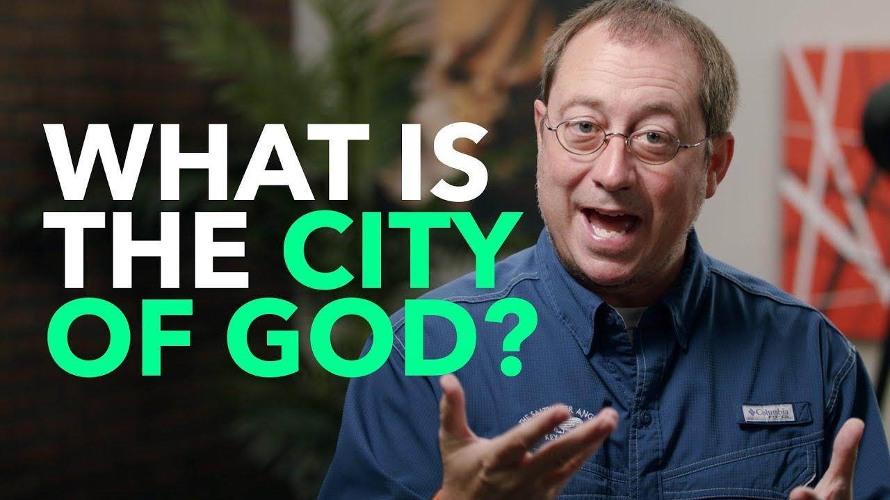 The City of God vs The City of Man