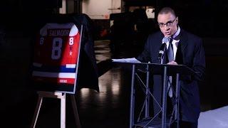 Honouring Bryce Salvador