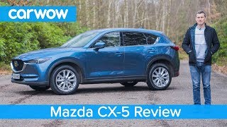 Mazda CX-5 SUV 2020 In-depth Review | Carwow Reviews