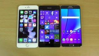 Download Lumia 950 XL Cortana VS Siri VS S Voice - Which is Better? MP3
