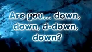 Gambar cover Marian Hill   Down Lyrics on screen