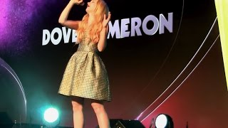 Dove Cameron 'If Only' from 'Descendants' live at D23 Expo- FRONT ROW