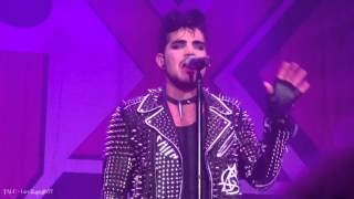 TALC HD - Adam Lambert - Underground - Revention Music Center - Houston TX