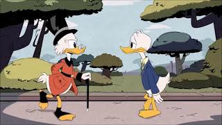 Scrooge McDuck vs Donald Duck | DuckTales