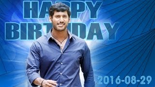 Vishal's Birthday Celebration - 2016-08-29