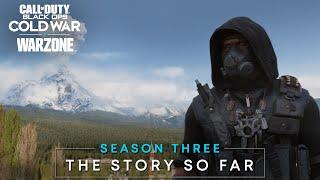 The Story So Far   Season Three   Call of Duty®: Black Ops Cold War & Warzone™