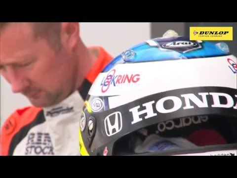 2016 BTCC highlights Donington Park rounds 4, 5 & 6
