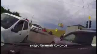 ДТП Тюмень Мельникайте 01-08-2017