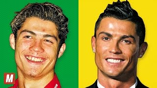 Cristiano Ronaldo  From 2 To 32 Years Old