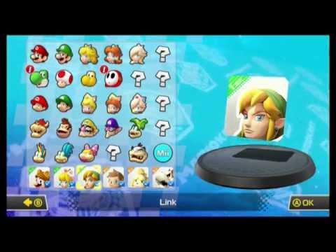Mario Kart 8 DLC eShop Tutorial