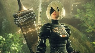NieR:Automata Édition Game of the YoRHA | Bande-annonce de lancement