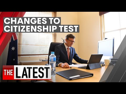 Big changes coming to Australian citizenship test | 7NEWS