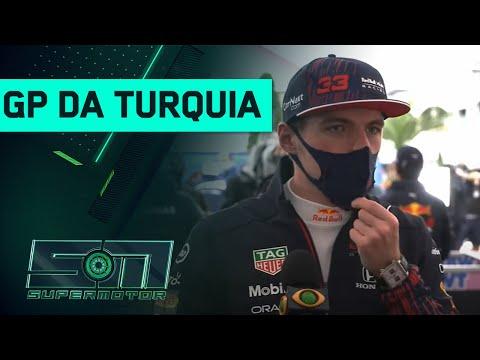 MAX VERSTAPPEN E LEWIS HAMILTON ANALISAM RESULTADO DO GP DA TURQUIA | SUPERMOTOR