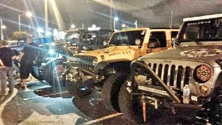 """Jeep Night"" The event started in S. Florida by the J.O.C."