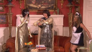 Slaps, Laughs, and Celebrity Cameos in Ellen's Hilarious Soap Opera Moments
