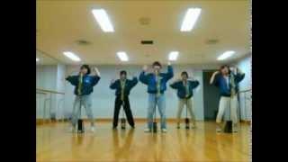 Arashi  ワイルドアットハート dance
