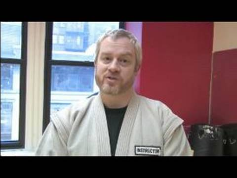 How to Do Sambo Martial Arts : Doing an Open Hand Strike in Sambo Martial Arts