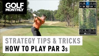 Strategy Tips & Tricks I How To Play Par 3s I Golf Monthly