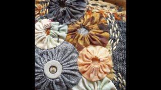 Sew4thesoul Suffolk puffs or yo-yos