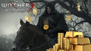 The Witcher 3: Wild Hunt - UNLIMITED MONEY FARM (Working 2020)