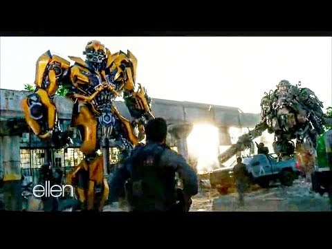 Transformers: The Last Knight (Clip 'Bumblebee')