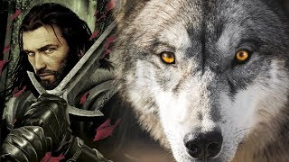 How Ned Stark Became the Quiet Wolf (Game of Thrones)