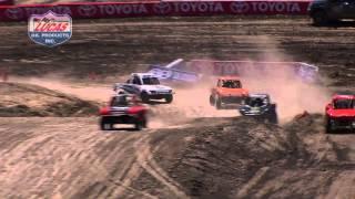 Lucas Oil Off Road Racing Series  JR1 Kart Round 3 Lake Elsinore