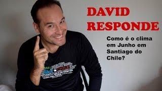 Clima e dicas de Santiago do Chile em Junho