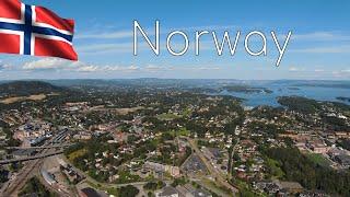 NORWAY | Cinematic Drone Video | DJI FPV | Lo-Fi