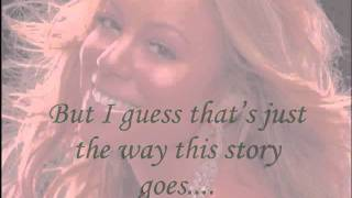MARIAH CAREY     I CAN'T LIVE IF LIVING IS WITHOUT YOU LYRICS   YouTube