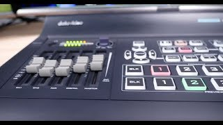 Datavideo SE-500HD 1080p 10bit Live Video Switcher / Mixer