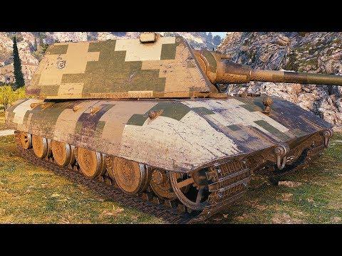 E-100 - BIG DADDY - World of Tanks Gameplay