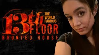 👻13th Floor Haunted House Review - Is it the scariest haunted house???| Houston, Texas