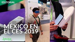 Tecnología MEXICANA presente en el CES 2019