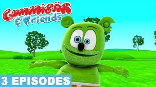 Gummy Bear Show 3 BEST EPISODES Gummibär And Friends Gummy Bear Song