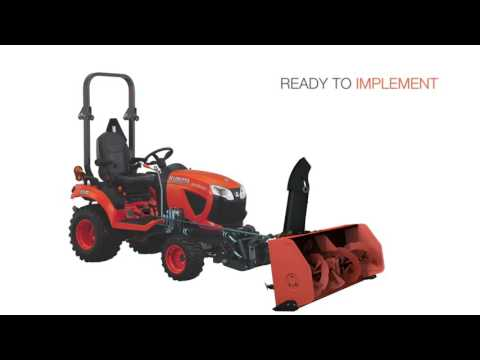 2019 Kubota Sub-Compact Tractor BX1880 in Sparks, Nevada - Video 1
