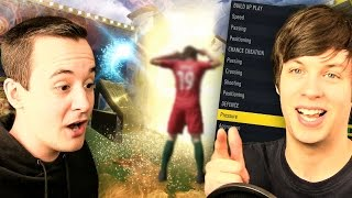 MY BIG SECRET IS REVEALED - FIFA 17 PACK OPENING