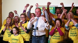 Barnaby Joyce 'not as good as he makes out to be': Hanson
