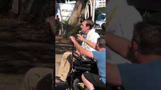 Monterey ALS Walk Speech