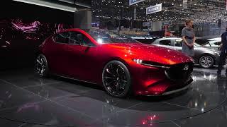 Mazda 3 с мотором Skyactiv-X. Что останется от концепта?